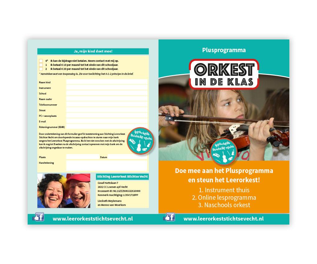 idee-vormers ideevormers brochure folder flyer