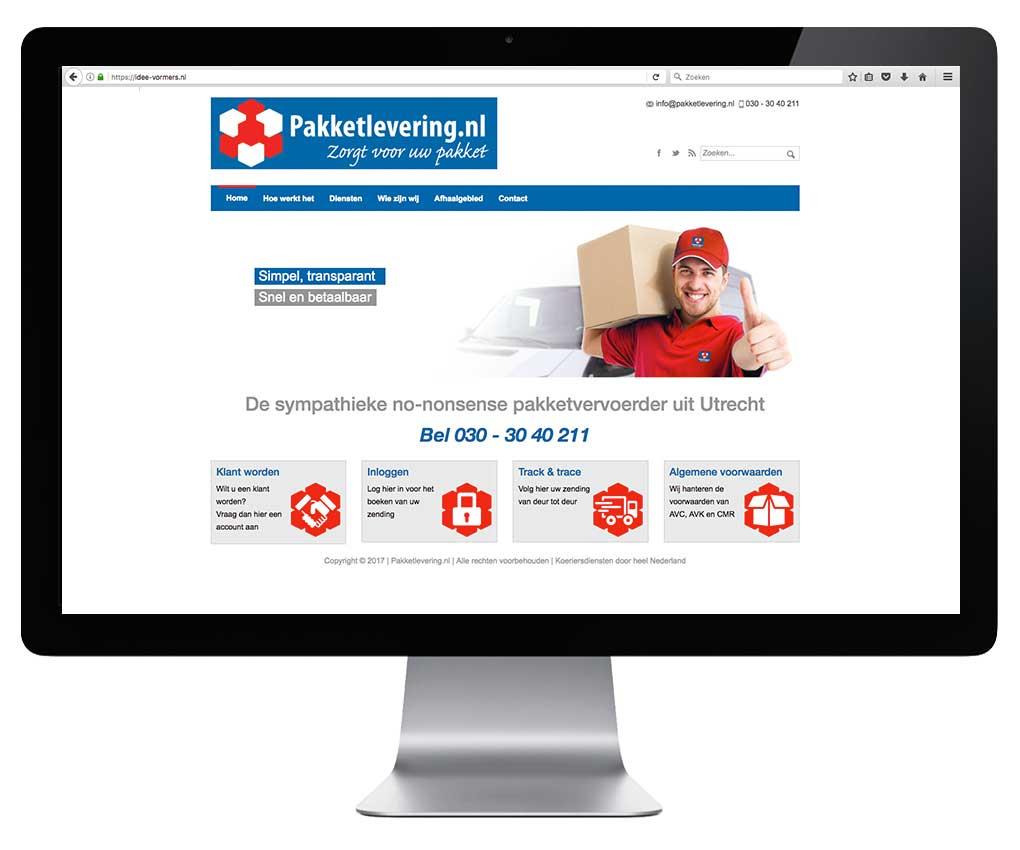 IV-web-pakketlevering