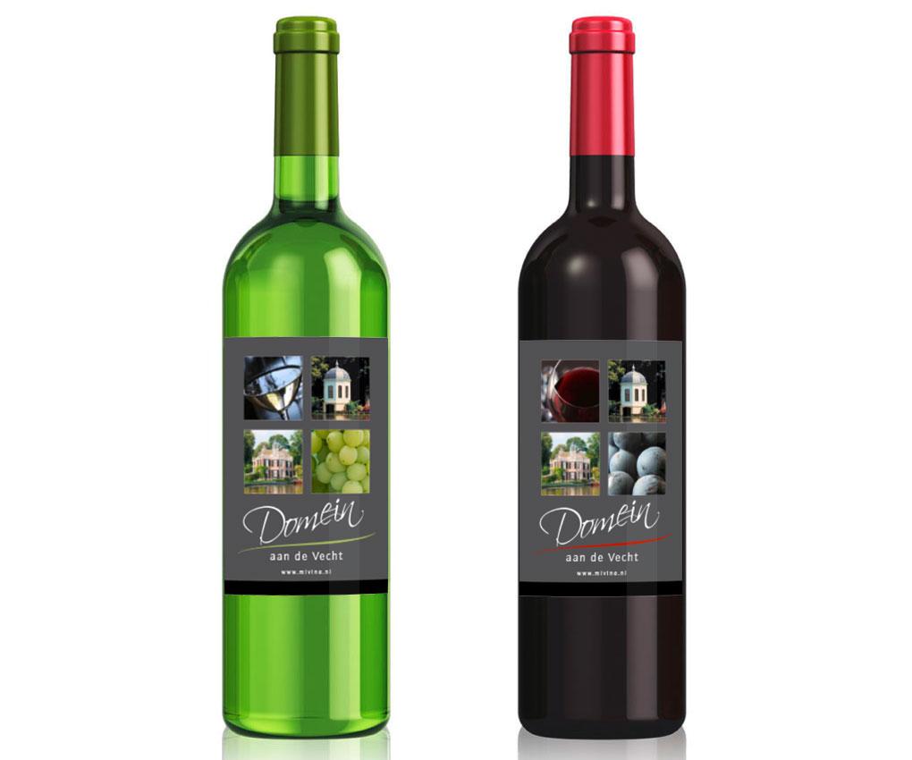 idee-vormers ideevormers wijnetiket